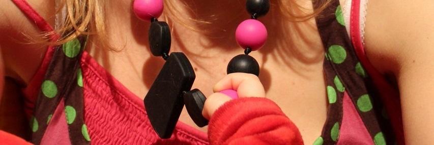Les bijoux Croquijoux pour maman et bébé